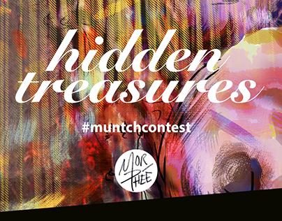 Hidden Treasures • Adobe contest - The scream