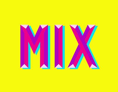 MIX VOL. I | Lettering
