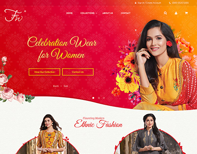 FWG eCommerce Website Design
