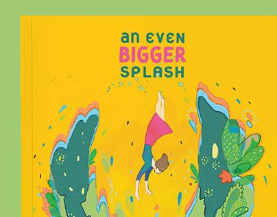 'An Even Bigger Splash' Graphic Novel