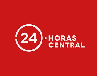 24 HORAS CENTRAL