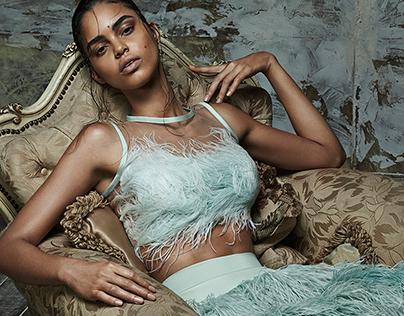 Vogue Brazil - Plumas