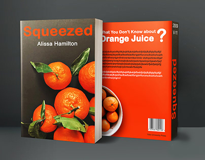 Squeezed Book Cover