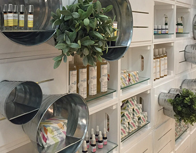 Amina's SkinCare Products - Pop-up shop