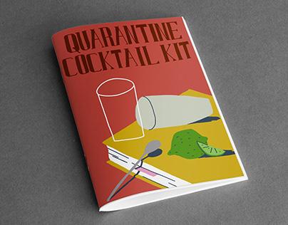 Bacardi Quarantine Cocktail Kit