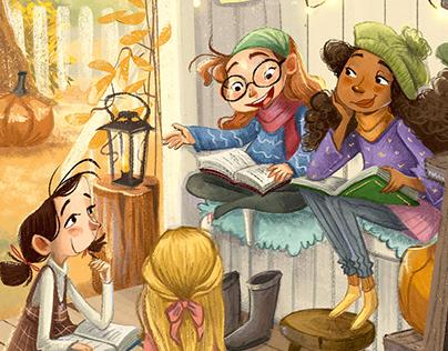 Autumn Book Club!