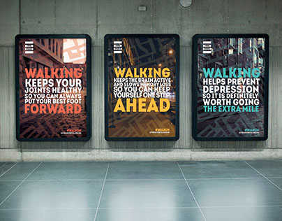 Living Streets Campaign Concept