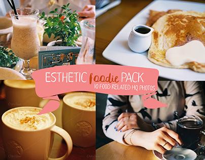 Free Esthetic Foodie Photo Bundle