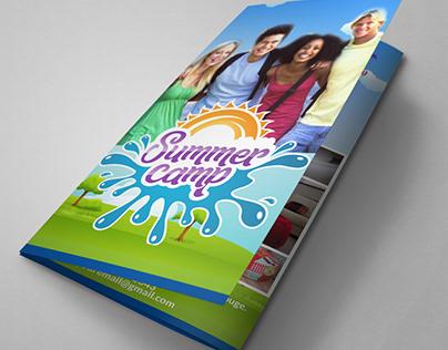 Tri-fold Brochure Cover