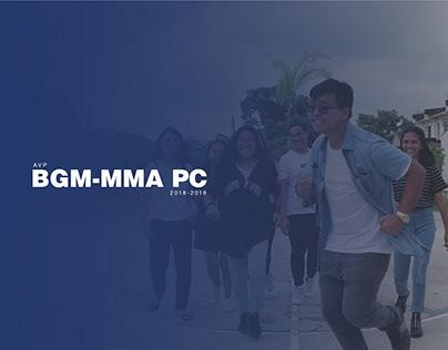 BGM-MMAPC AVP