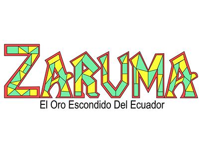 Logo de Zaruma