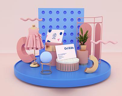 ORI KIDS / A Children's Clothing Brand
