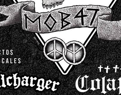 MOB 47 Show Flyer