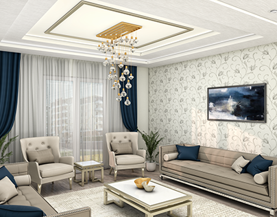 Interior Design- Living Room