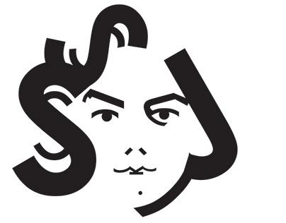 Typographical Self-portait