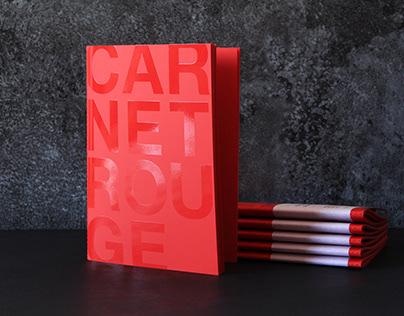 Le Carnet Rouge by Luciole
