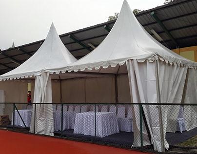 Gambar Tenda Sarnafil (PNG - Vector)