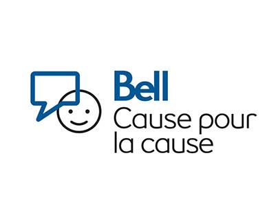 Identité nominale française : Bell Cause pour la cause