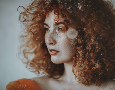 Dandelion Freckles