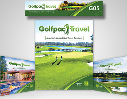 Golfpac Travel Stand Design