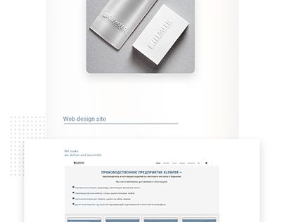 Logo Design and WordPress Website Design
