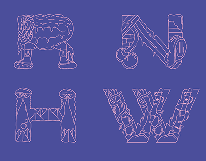 Kafam - Display Font