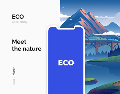 ECO APP | UI/UX