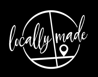 Locally Made Badge