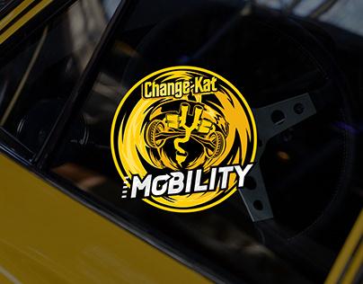 Создание логотипа и Handbook для СhangeKat MOBILITY