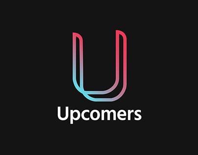 Logo Upcomers