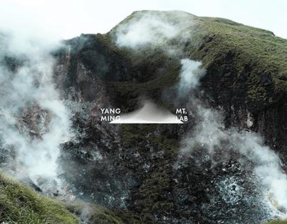 陽明實驗山屋 YANG MING MOUNTAIN LAB|視覺形象系統