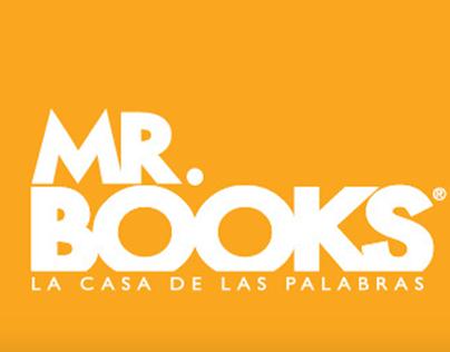 Mr. Books - Gente única, libros únicos.