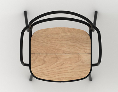 Out chair by Bolia
