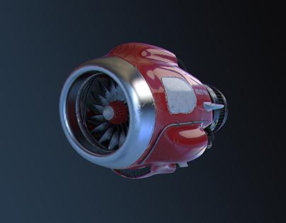 Multistage Jet Turbine
