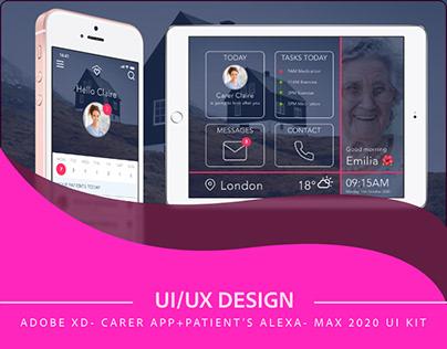 Adobe XD MAX 2020 UI KIT