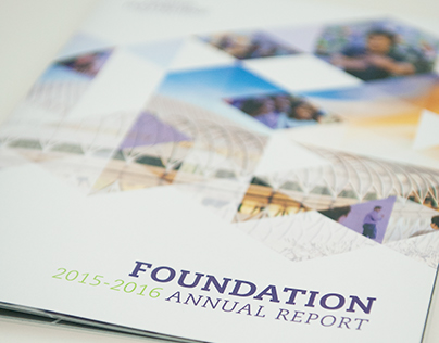 2015-2016 Foundation Annual Report