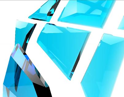 DSTV facet render animation