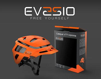 [FR] EVASIO - Brand identity - Trike start-up