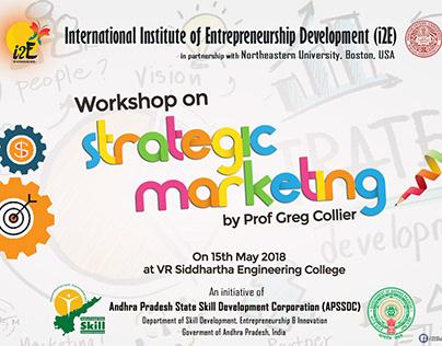 i2E Strategic Marketing Workshop
