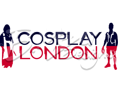 Cosplay London Modern Basic Logo
