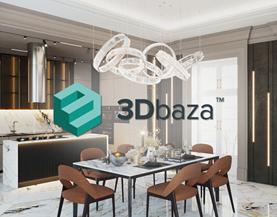 Best 3d models from 3DBaza