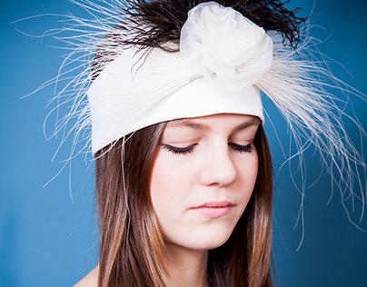 The Wedding Dreams hat collection by Ozmonda Hat