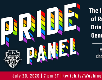 Pride Panel branding
