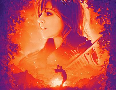 Lindsey Stirling Fan Poster
