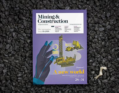Mining & Construction, a magazine for Epiroc.