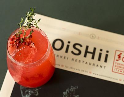 Oishii Nikkei Restaurant