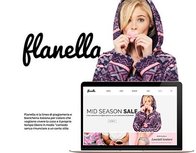Flanella - pigiameria italiana.