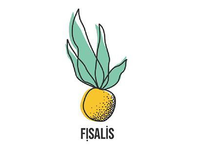 Fisalis // identidade visual