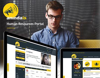 Anindais - Human Resources Portal