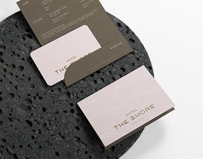 Hotel The Shore Jeju Branding